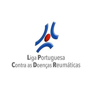 Logótipo da Liga Portuguesa Contra as Doenças Reumáticas