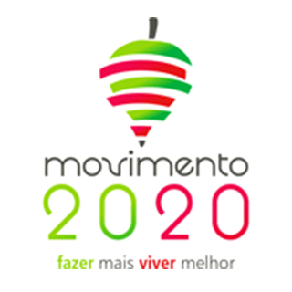 Logótipo do Movimento 2020