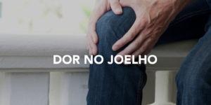 Sobre dor, dor no joelho